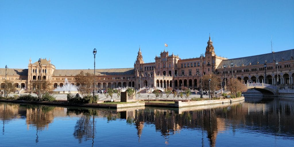 Plaza De Espana Sevilla 16
