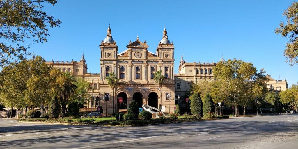 Plaza De Espana Sevilla 8