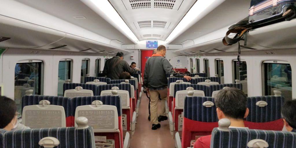 Puyuma Express Kabine
