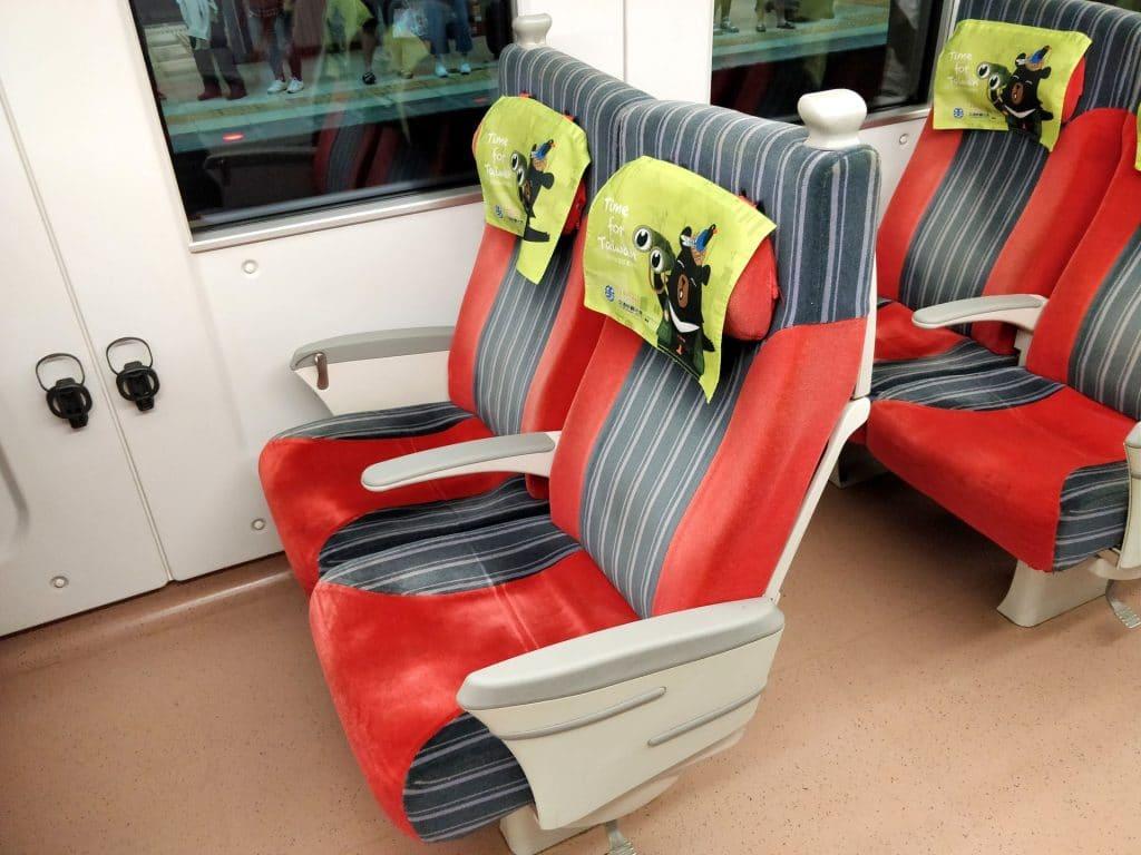 Puyuma Express Sitz 2