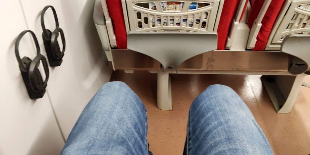 Puyuma Express Sitzabstand
