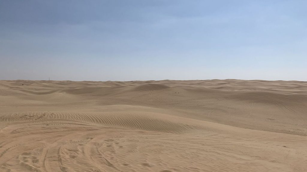 Quad Fahren Dubai Wüste 3