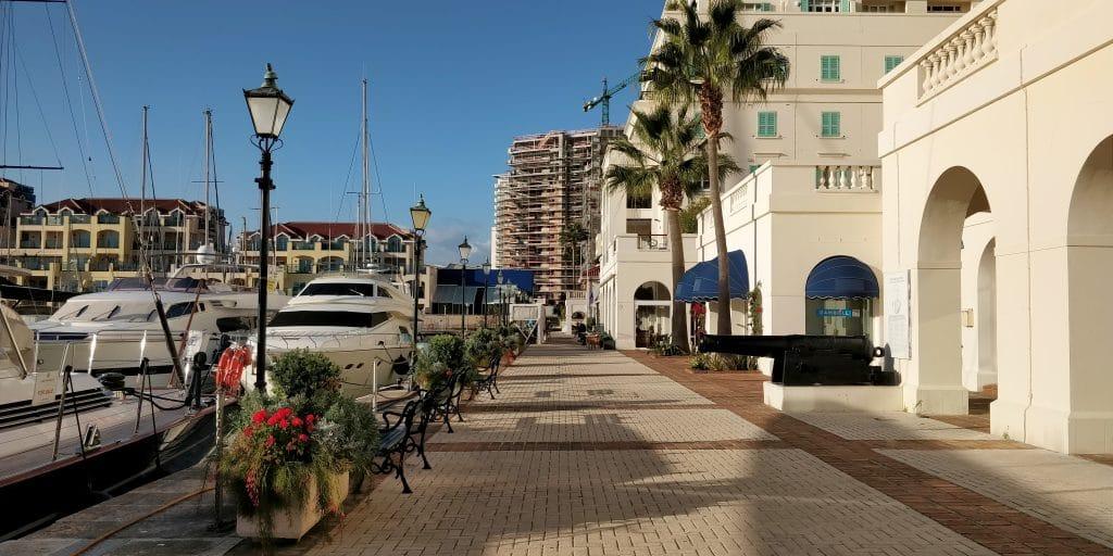 Queensway Quay Gibraltar 2