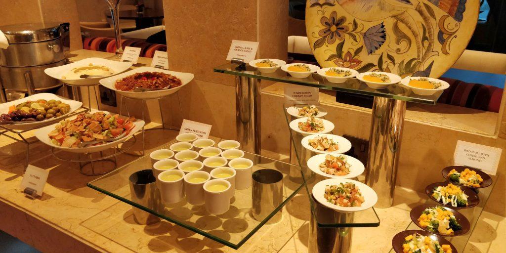 Raffles Dubai Club Abendessen 4