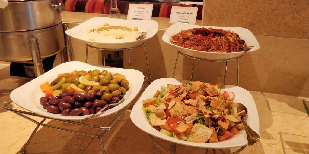 Raffles Dubai Club Abendessen 5