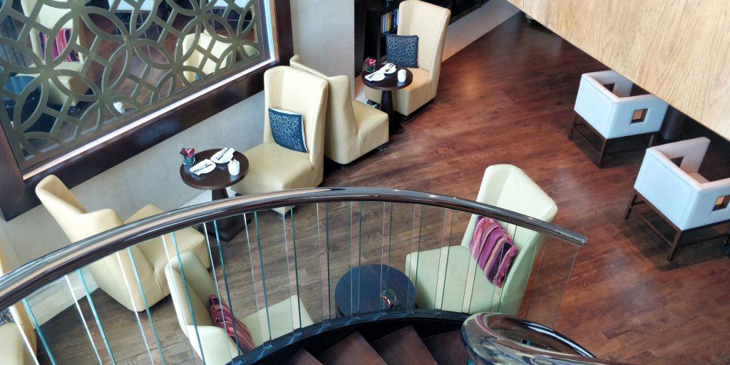 Raffles Dubai Club Lounge 2
