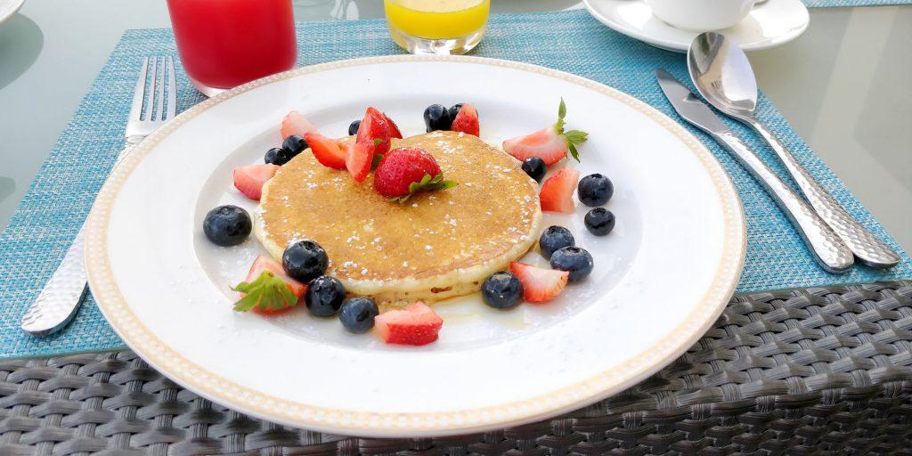 Raffles Dubai Frühstück 11
