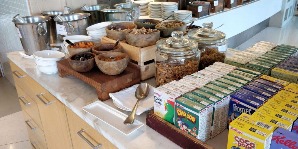 Raffles Dubai Frühstück 3
