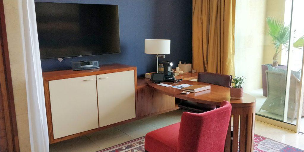 Raffles Dubai Zimmer 12