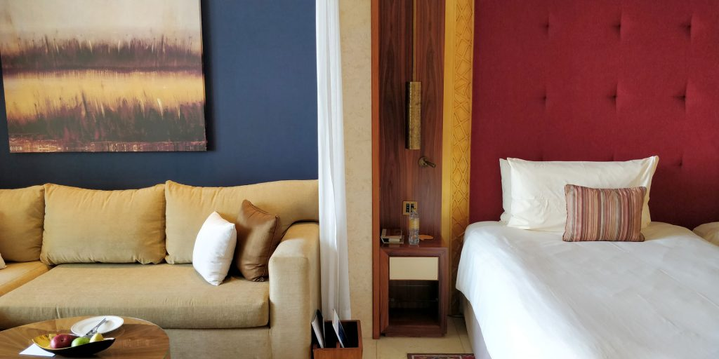 Raffles Dubai Zimmer 14
