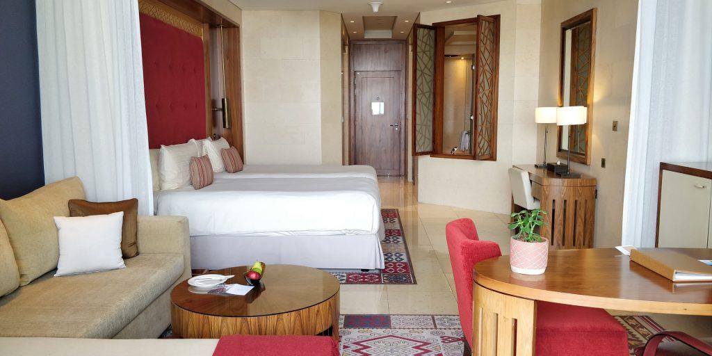 Raffles Dubai Zimmer 6