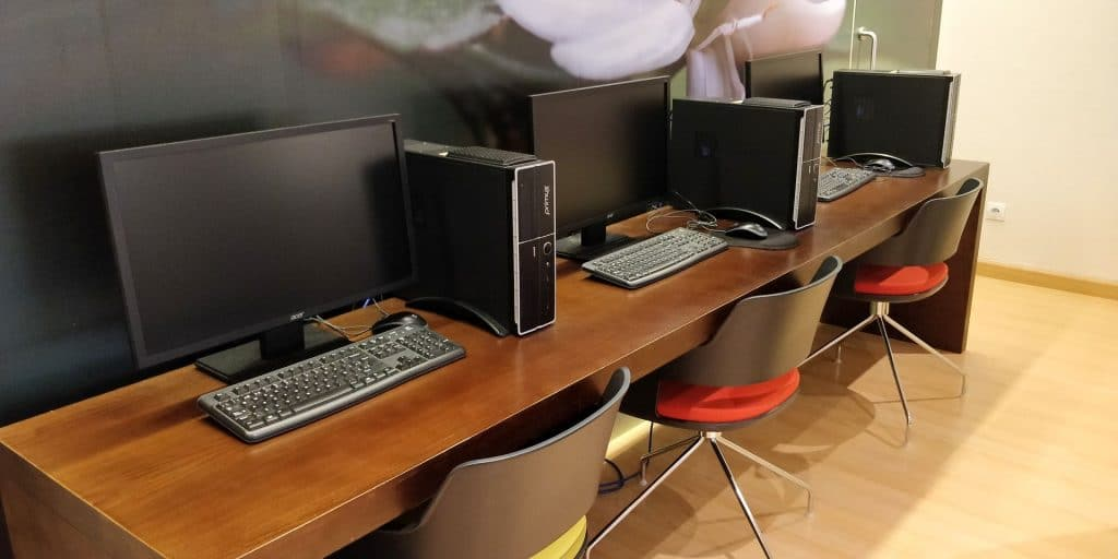 Sala VIP Azahar Sevilla Business Center