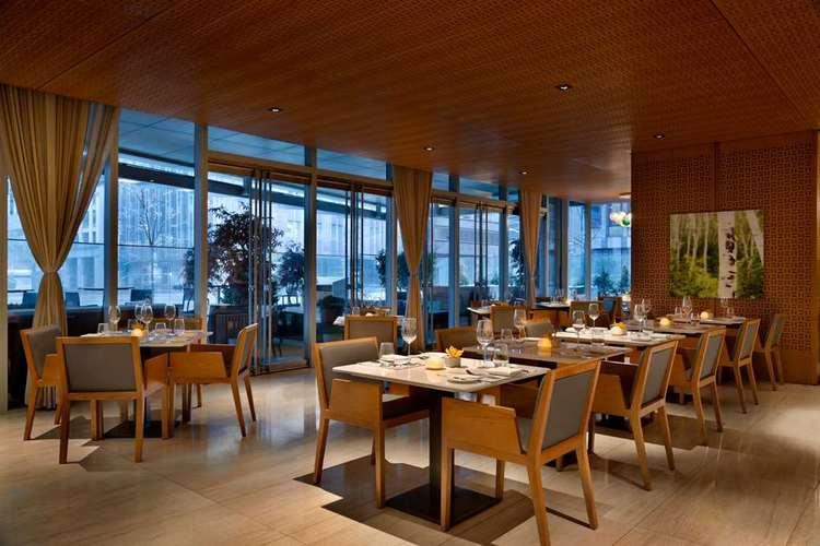 Shangri La Hotel Toronto Restaurant