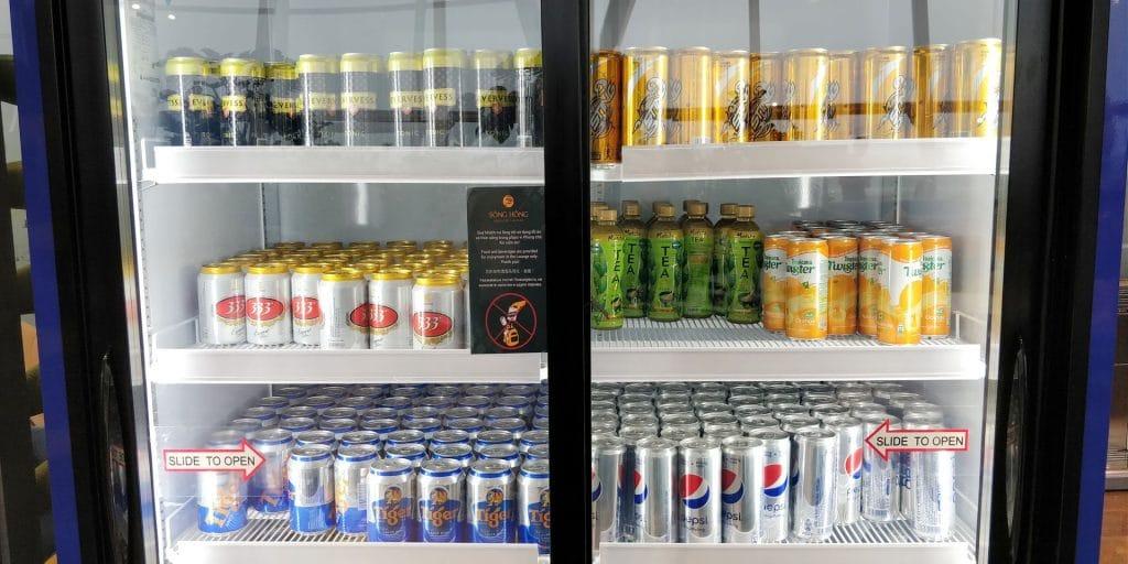 Song Hong Business Lounge Hanoi Buffet