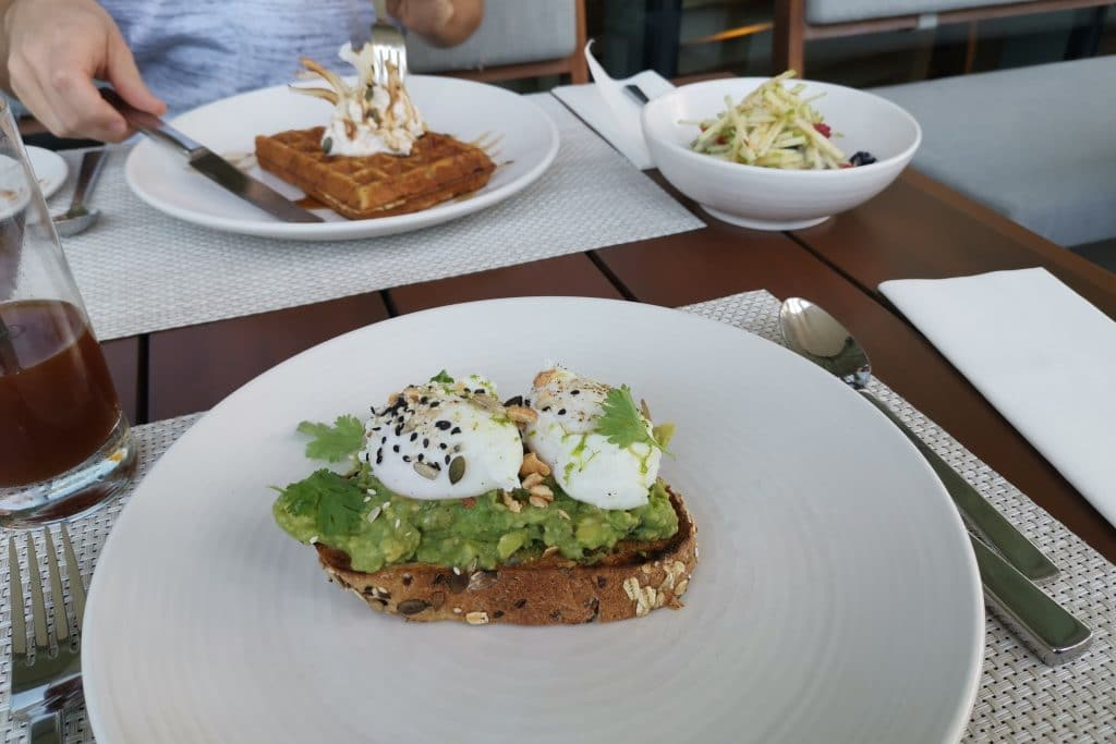 The Abu Dhabi Edition Avocado Egg