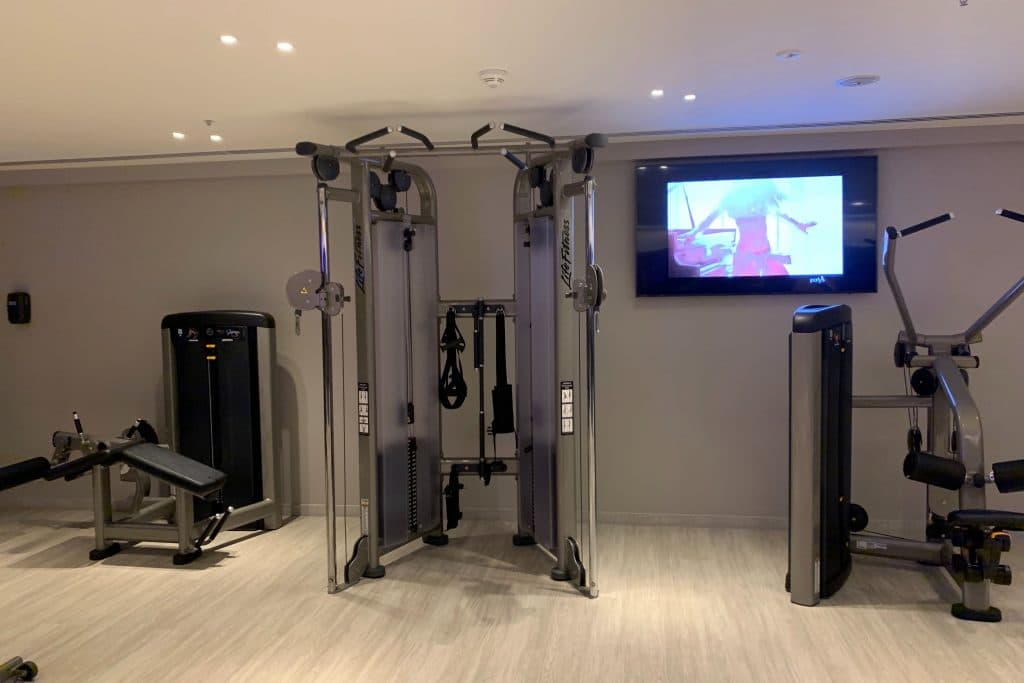 The Abu Dhabi Edition Gym