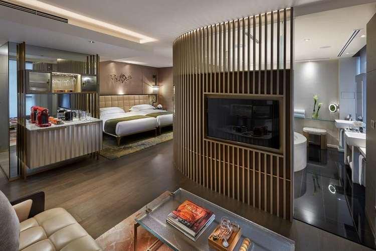 The Landmark Mandarin Oriental Zimmer