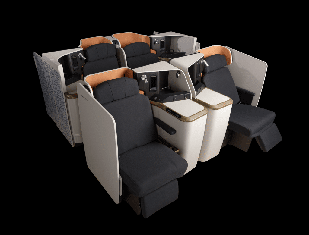 Turkish Airlines Neue Business Class