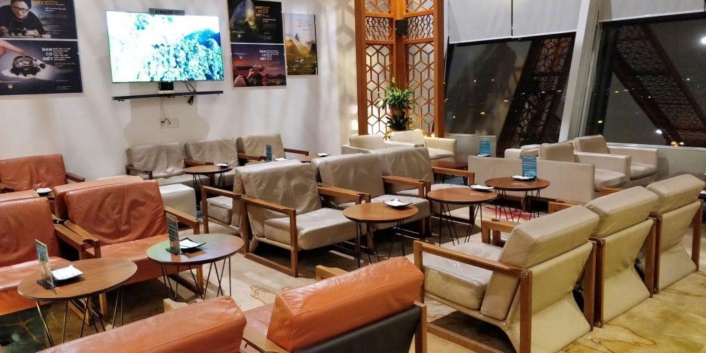 Vietnam Airlines Lotus Lounge Hanoi International 6