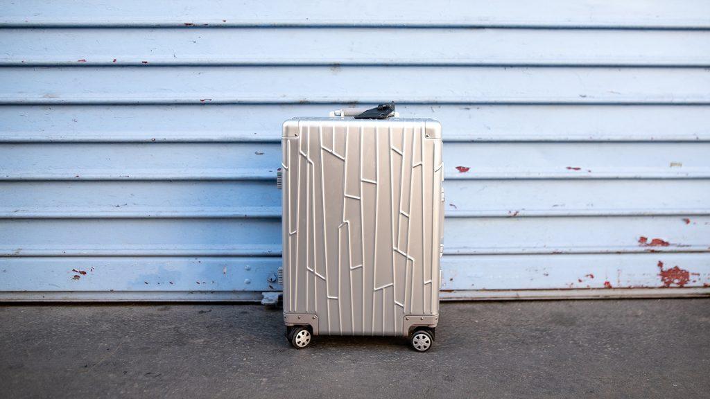 Gundel Koffer Außen
