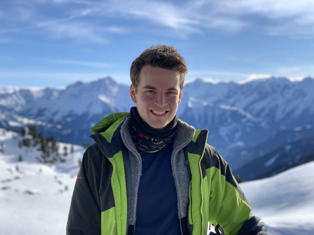 Jan Zillertal Skifahren