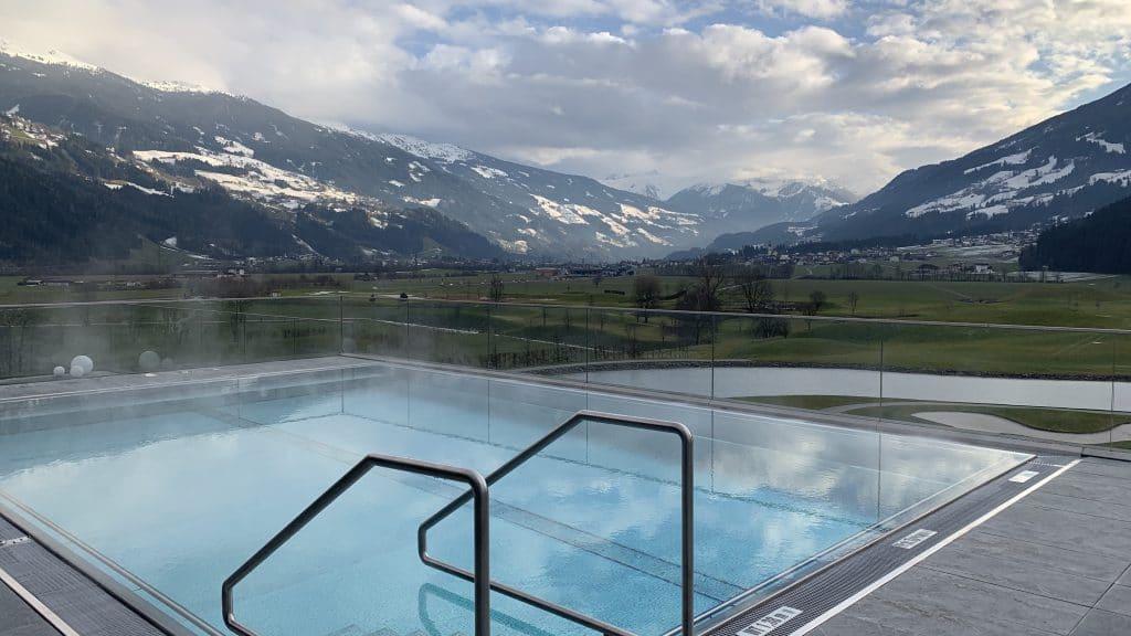 Sportresidenz Zillertal Pool