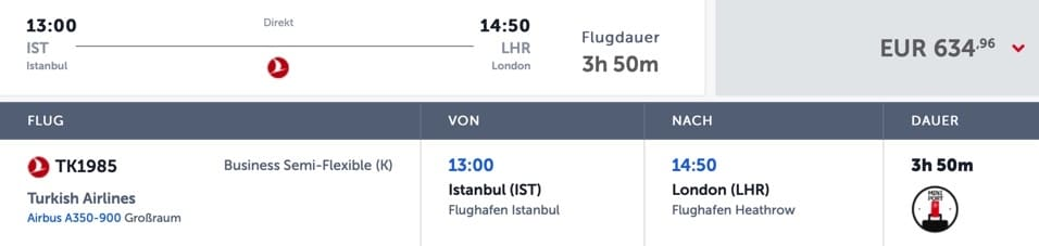 Turkish Airlines A350