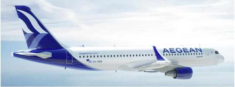 Aegean Airbus A320neo
