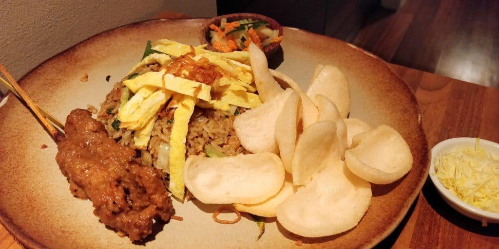 Alila Ubud Abendessen 3