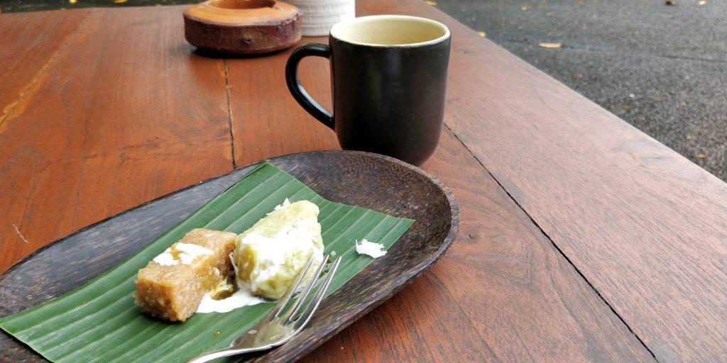 Alila Ubud Afternoon Snack 2