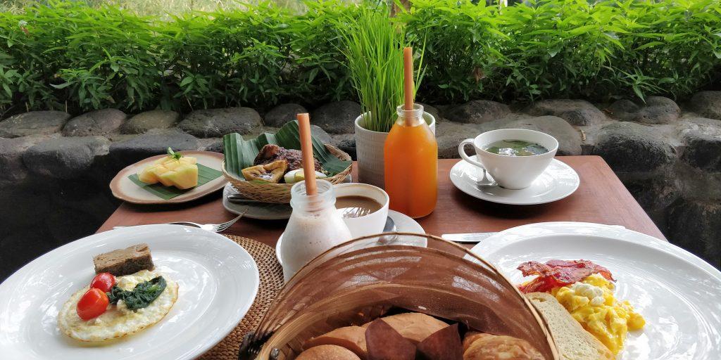 Alila Ubud Frühstück 3