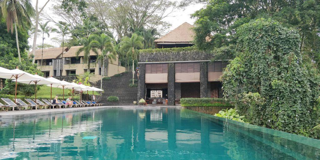 Alila Ubud Pool 9