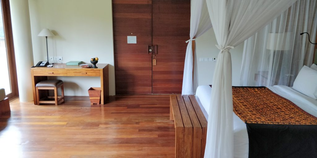 Alila Ubud Villa Schlafzimmer 5