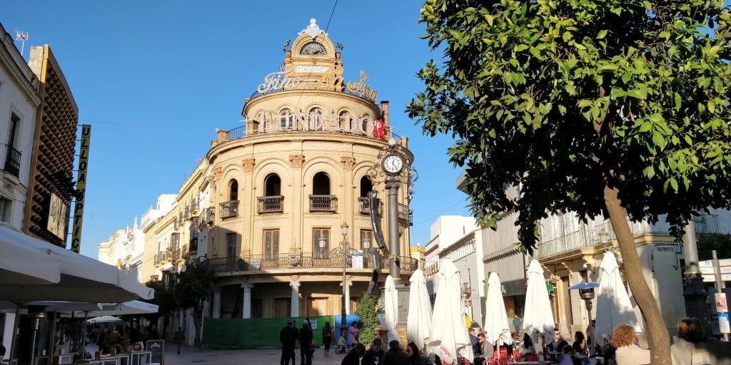 Altstadt Jerez De La Frontera 2