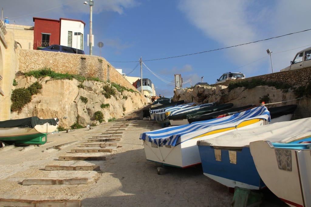 Blaue Grotte Malta Schiffe