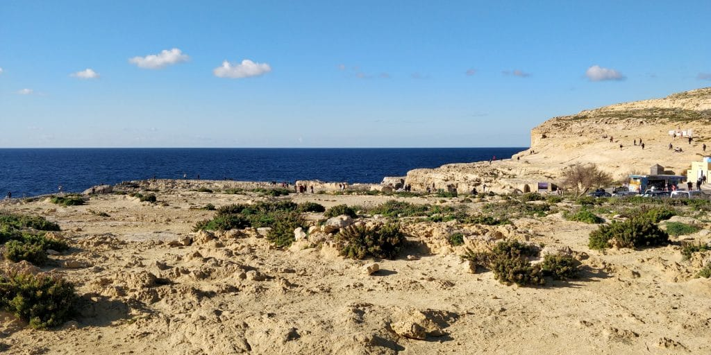 Blue Hole Gozo 9
