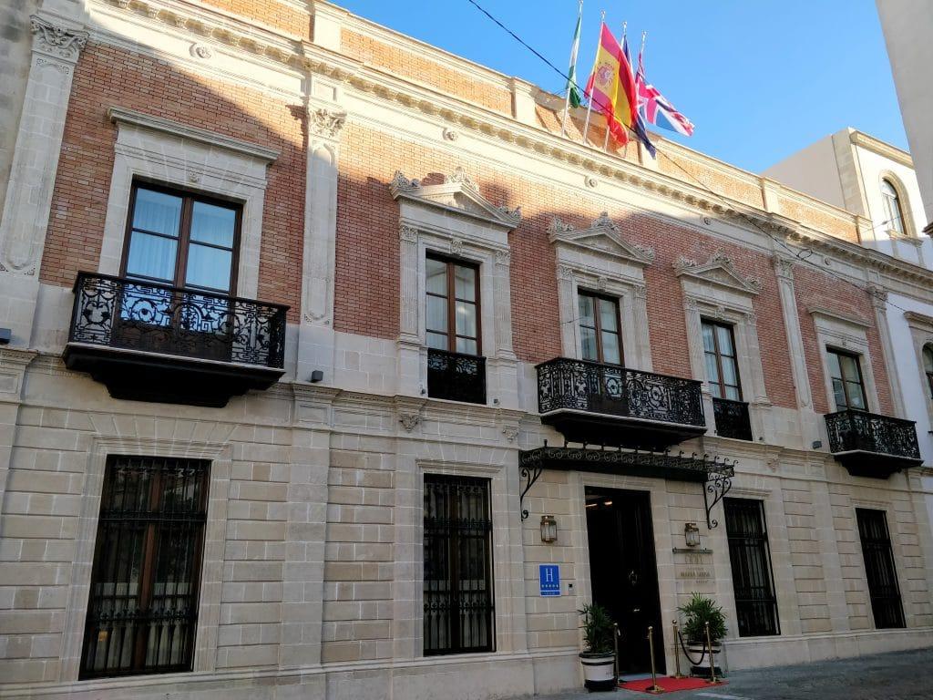 Casa Palacio Maria Luisa Jerez De La Frontera