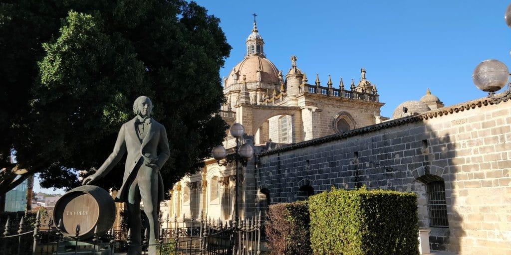 Cathedral De Jerez De La Frontera 2