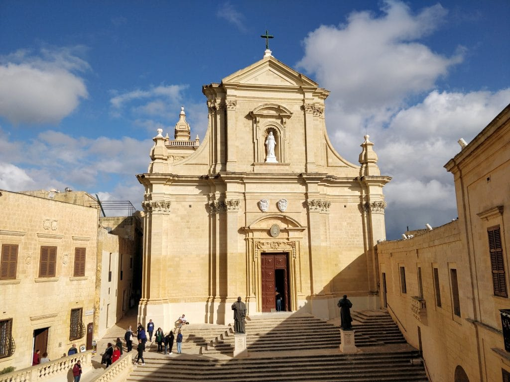 Cathedral Of The Assumption Victoria Gozo 2