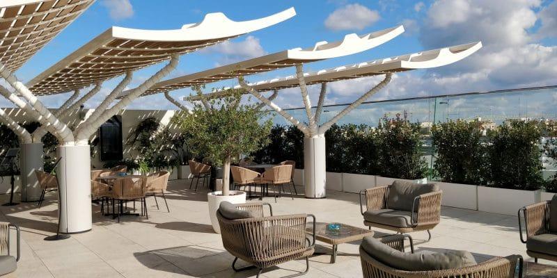 Club La Valette Malta Terrasse 2