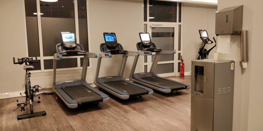 Hilton München City Fitness 3