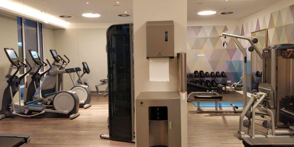 Hilton München City Fitness 4