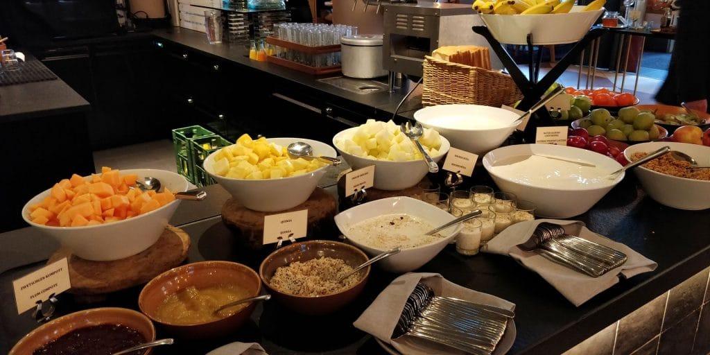 Hilton München City Frühstück