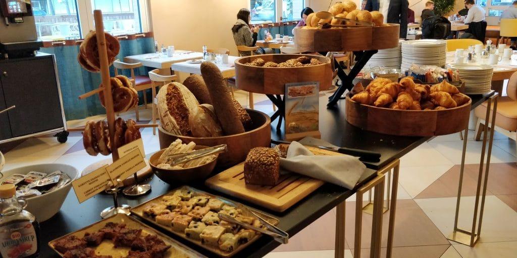 Hilton München City Frühstück 2
