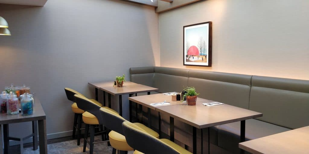 Hilton München City Lounge 2