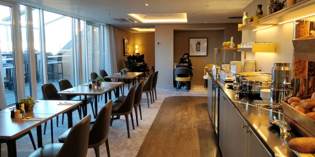 Hilton München City Lounge 3