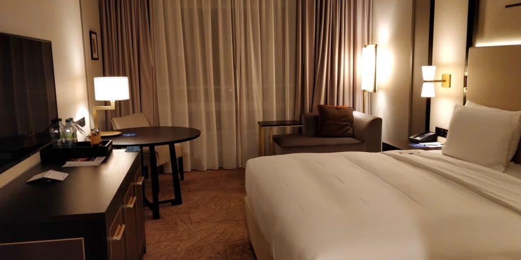 Hilton München City Zimmer