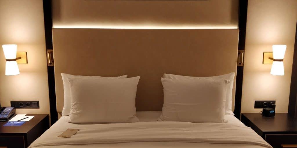 Hilton München City Zimmer 2