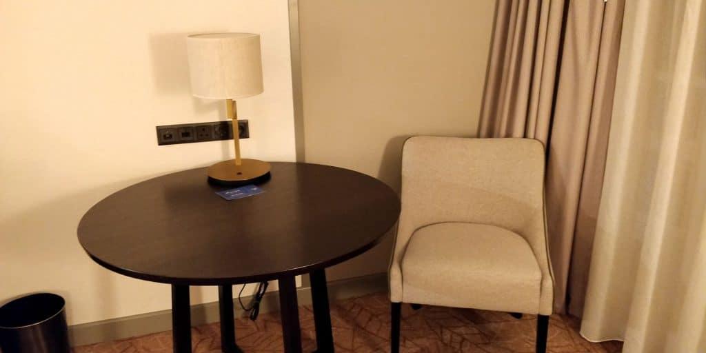 Hilton München City Zimmer 4