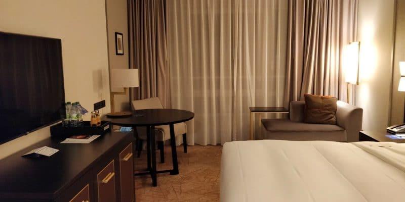 Hilton München City Zimmer 5